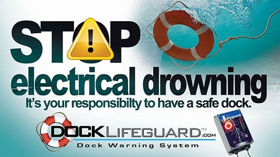 Dock Lifeguard - Prevent Electric Shock Drowning